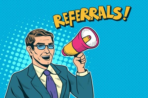 referrals in recruitment illustrated