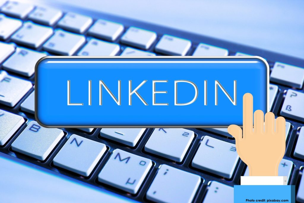Networking and recruiting through LinkedIn